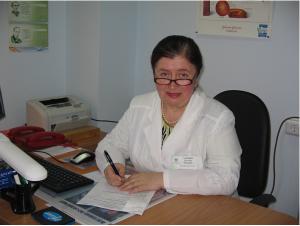 Врач–офтальмолог высшей категории, кандидат медицинских наук  Светлана Федоровна Савченко